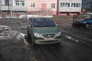 Подержанный автомобиль Hyundai Getz, отличное состояние, 2008 года выпуска, цена 310 000 руб., Орехово-Зуево