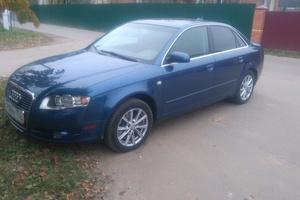 Автомобиль Audi A4, отличное состояние, 2006 года выпуска, цена 390 000 руб., Луховицы