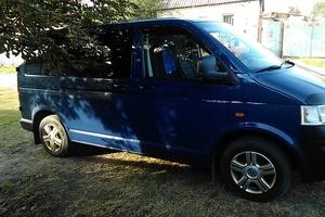 Подержанный автомобиль Volkswagen Transporter, хорошее состояние, 2004 года выпуска, цена 650 000 руб., Реутов