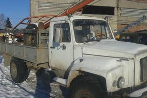 Автомобиль ГАЗ 3308, хорошее состояние, 2008 года выпуска, цена 870 000 руб., Раменское