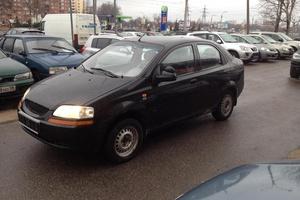 Авто Chevrolet Aveo, 2004 года выпуска, цена 130 000 руб., Санкт-Петербург
