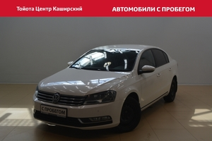 Авто Volkswagen Passat, 2012 года выпуска, цена 599 000 руб., Москва