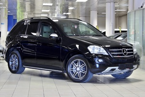 Авто Mercedes-Benz M-Класс, 2009 года выпуска, цена 1 055 555 руб., Москва
