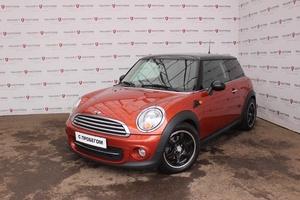 Авто Mini Cooper, 2013 года выпуска, цена 715 000 руб., Москва