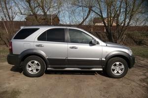 Подержанный автомобиль Kia Sorento, хорошее состояние, 2005 года выпуска, цена 425 000 руб., Челябинск