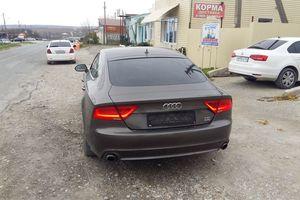 Подержанный автомобиль Audi A7, битый состояние, 2011 года выпуска, цена 930 000 руб., Краснодар
