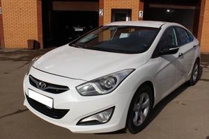 Авто Hyundai i40, 2013 года выпуска, цена 709 000 руб., Московская область