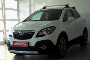Авто Opel Mokka, 2014 года выпуска, цена 745 000 руб., Москва
