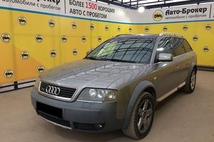 Авто Audi Allroad, 2005 года выпуска, цена 450 000 руб., Самара