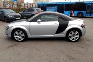 Подержанный автомобиль Audi TT, хорошее состояние, 2003 года выпуска, цена 490 000 руб., Москва