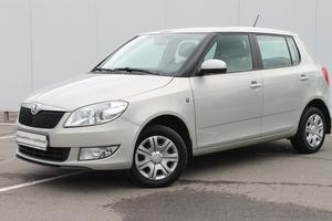 Авто Skoda Fabia, 2013 года выпуска, цена 460 000 руб., Москва