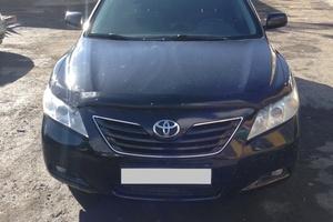 Подержанный автомобиль Toyota Camry, хорошее состояние, 2008 года выпуска, цена 625 000 руб., Челябинск