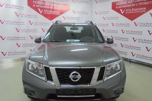 Авто Nissan Terrano, 2017 года выпуска, цена 854 000 руб., Воронеж