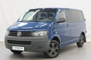 Авто Volkswagen Caravelle, 2012 года выпуска, цена 905 000 руб., Санкт-Петербург