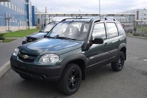 Подержанный автомобиль Chevrolet Niva, отличное состояние, 2011 года выпуска, цена 350 000 руб., Ступино