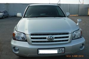 Автомобиль Toyota Kluger, хорошее состояние, 2005 года выпуска, цена 725 000 руб., Новосибирск