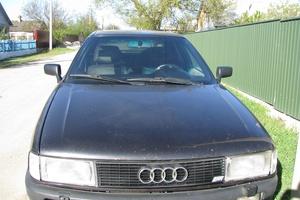 Автомобиль Audi 80, отличное состояние, 1990 года выпуска, цена 150 000 руб., Симферополь