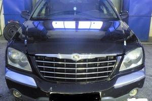 Автомобиль Chrysler Pacifica, хорошее состояние, 2003 года выпуска, цена 340 000 руб., Губкинский