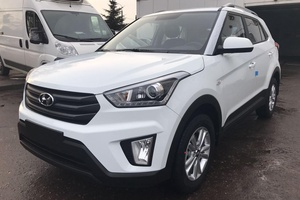 Авто Hyundai Creta, 2016 года выпуска, цена 573 000 руб., Москва