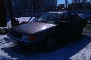 Подержанный автомобиль Audi 100, отличное состояние, 1984 года выпуска, цена 60 000 руб., Новосибирск