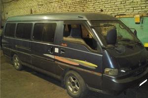 Автомобиль Hyundai Grace, хорошее состояние, 1994 года выпуска, цена 130 000 руб., Красноярск