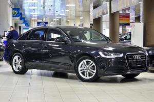 Подержанный автомобиль Audi A6, отличное состояние, 2012 года выпуска, цена 1 299 999 руб., Москва