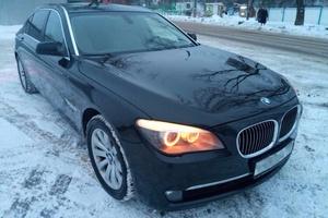 Подержанный автомобиль BMW 7 серия, хорошее состояние, 2010 года выпуска, цена 1 545 000 руб., Балашиха