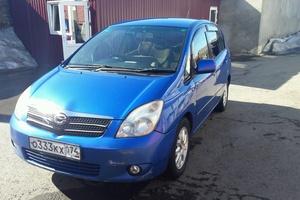 Автомобиль Toyota Corolla Spacio, хорошее состояние, 2001 года выпуска, цена 280 000 руб., Челябинск