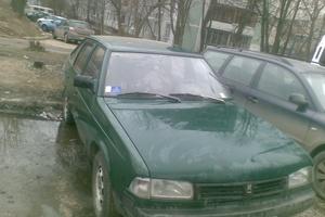 Автомобиль Москвич Святогор, среднее состояние, 1999 года выпуска, цена 55 000 руб., Москва