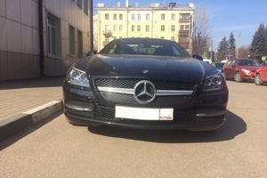 Автомобиль Mercedes-Benz SLK-Класс, отличное состояние, 2014 года выпуска, цена 1 900 000 руб., Москва
