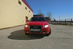 Автомобиль Audi A4, отличное состояние, 2005 года выпуска, цена 500 000 руб., Сургут