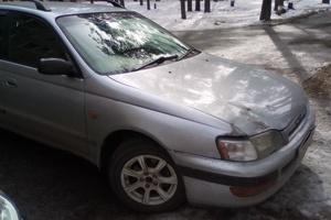 Автомобиль Toyota Caldina, среднее состояние, 1996 года выпуска, цена 175 000 руб., Ангарск