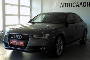 Подержанный автомобиль Audi A4, отличное состояние, 2013 года выпуска, цена 955 000 руб., Москва