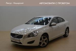 Авто Volvo S60, 2013 года выпуска, цена 847 487 руб., Москва