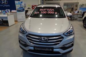 Авто Hyundai Santa Fe, 2014 года выпуска, цена 1 390 000 руб., Москва