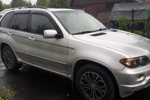 Автомобиль BMW X5, хорошее состояние, 2006 года выпуска, цена 900 000 руб., Пушкино