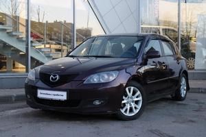 Авто Mazda 3, 2007 года выпуска, цена 315 000 руб., Санкт-Петербург