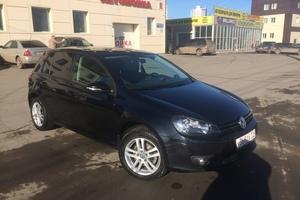 Автомобиль Volkswagen Golf, хорошее состояние, 2010 года выпуска, цена 440 000 руб., Челябинск