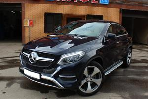 Подержанный автомобиль Mercedes-Benz GLE-Класс, отличное состояние, 2015 года выпуска, цена 4 199 000 руб., Московская область
