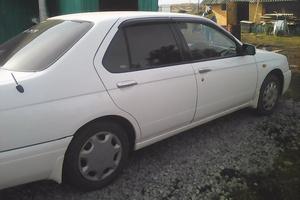 Автомобиль Nissan Bluebird, хорошее состояние, 1999 года выпуска, цена 160 000 руб., Тюменская область