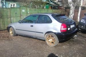 Подержанный автомобиль Honda Civic, хорошее состояние, 1999 года выпуска, цена 300 000 руб., Красногорск