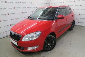 Авто Skoda Fabia, 2013 года выпуска, цена 392 047 руб., Москва