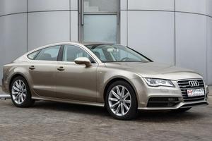 Подержанный автомобиль Audi A7, отличное состояние, 2014 года выпуска, цена 1 999 000 руб., Москва