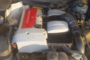 Автомобиль Mercedes-Benz SLK-Класс, битый состояние, 2000 года выпуска, цена 270 000 руб., Пушкино