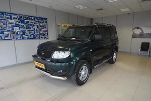 Авто УАЗ Patriot, 2012 года выпуска, цена 365 000 руб., Москва