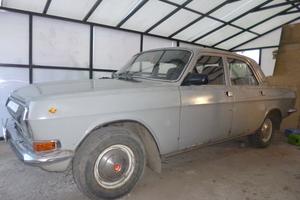 Автомобиль ГАЗ 24 Волга, среднее состояние, 1974 года выпуска, цена 70 000 руб., Раменское