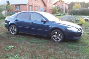 Подержанный автомобиль Mazda 6, среднее состояние, 2007 года выпуска, цена 350 000 руб., Челябинск
