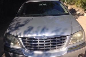 Автомобиль Chrysler Pacifica, отличное состояние, 2004 года выпуска, цена 405 000 руб., Севастополь