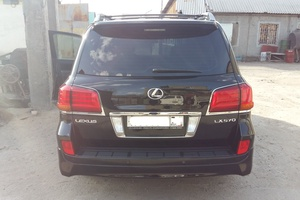 Автомобиль Lexus LX, отличное состояние, 2011 года выпуска, цена 2 600 000 руб., Иркутск