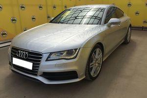 Подержанный автомобиль Audi A7, отличное состояние, 2012 года выпуска, цена 1 545 000 руб., Самара